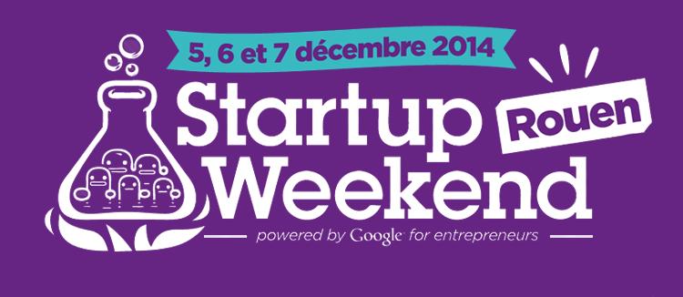 Startup Week end Rouen : 54h pour changer les choses