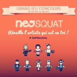 Jeu-concours NeoSquat