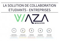 #INTERVIEW de Salah GHAMIZI et sa start-up WAZA