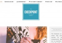 #INTERVIEW de Véronique DULUC et son webzine The Checkpoint