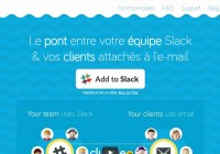 Clubble : le plug-in de l'outil collaboratif Slack !