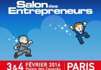 Découverte du Salon des Entrepreneurs de Paris 2016