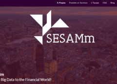 #Interview de la Fintech SESAMm