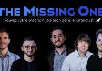 Reportage sur The Missing One, la start-up locale pour les développeurs web et les entreprises du Grand Est !