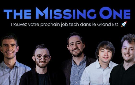 Mathias, Vincent, Sébastien, Aurélien et Brice formant The Missing One